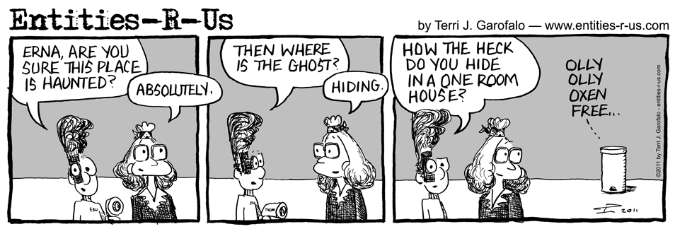 Hide And Seek Ghost