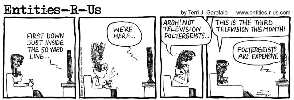 TV Poltergeist 1