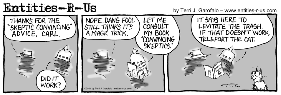 Skeptic  Convincing 1