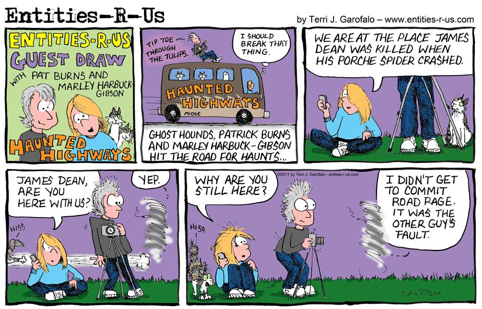 GD Haunted Highways