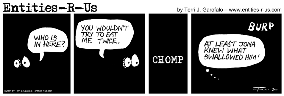 Paranormal Snack 4