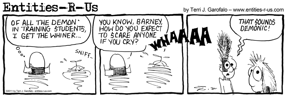 Demon Barney 12