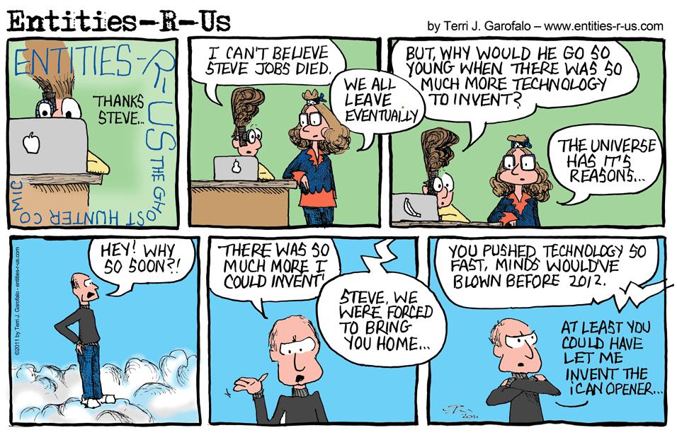 Steve Jobs Death