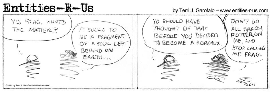 Fragmented Soul 4