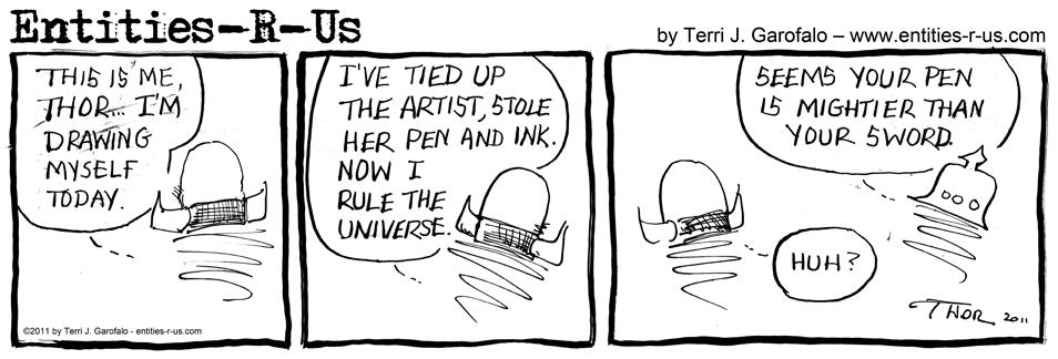 Thor Draws 2