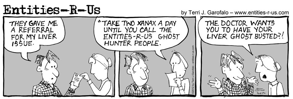 Organ Donor Ghost 13