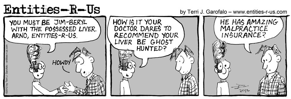 Organ Donor Ghost 15