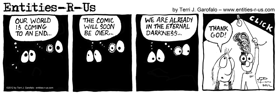 Will Comics End 2