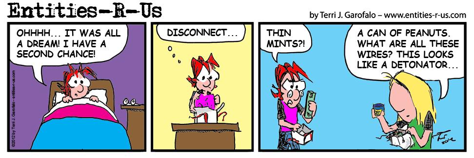 Merv's Gift – 3