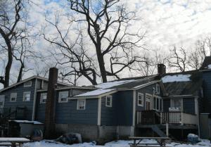 garrison house, ft. montgomery, ny