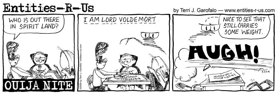 Ouija Voldemort