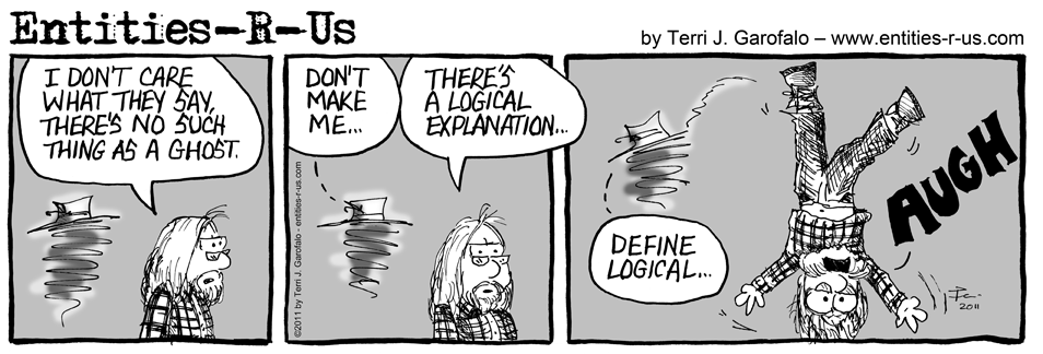 Skeptic Convincing 5